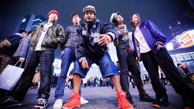 ACE×晋平太×渋谷サイファー×横浜サイファー 代々木公園でフリースタイル!