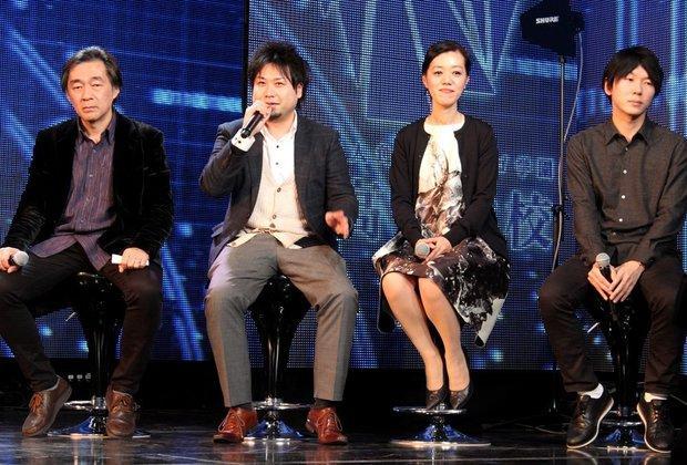 斎藤環さん、鈴木翔さん、中室牧子さん、古市憲寿さん