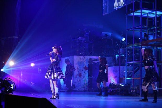 「内田真礼 1st LIVE『Hello,1st contact!』」3