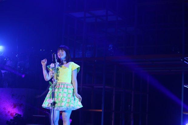 「内田真礼 1st LIVE『Hello,1st contact!』」2