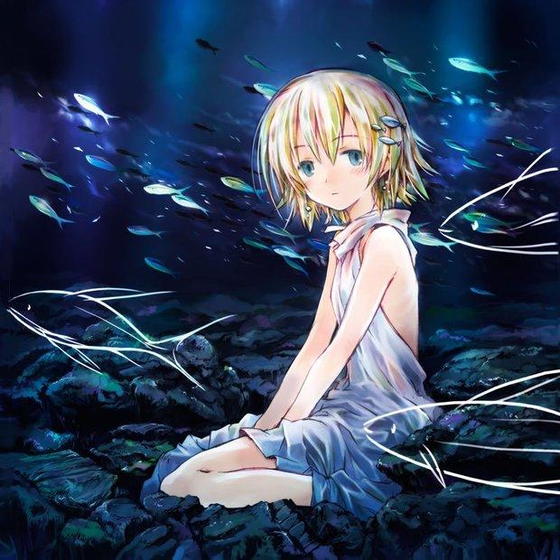 Aquaria「ぼくらがここにいるのはただの偶然。ここがどこだかわかるかい?」/高野音彦