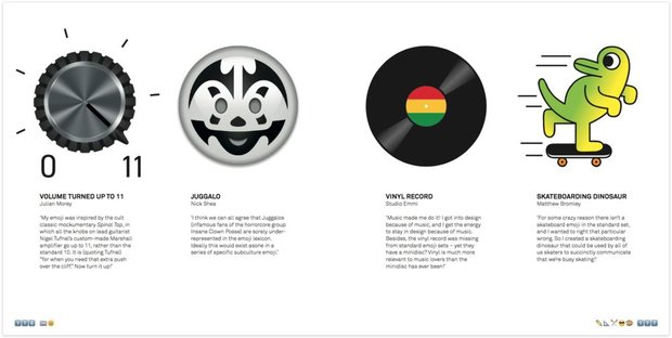 『The Story of Emoji』3