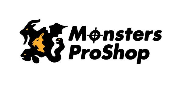 Monsters Pro Shop