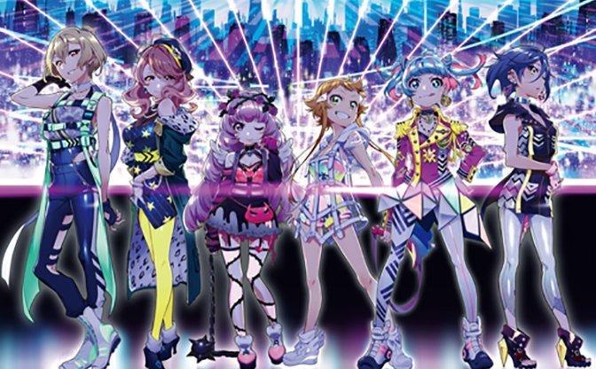 『ナナシス』kz×茂木総監督トークショー TOWERanime推しユニットポスターも