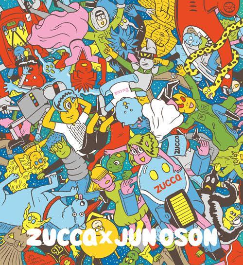 ZUCCa × JUN OSON