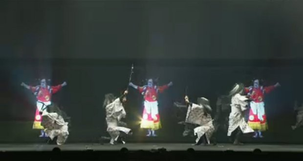 超歌舞伎「今昔饗宴千本桜」3