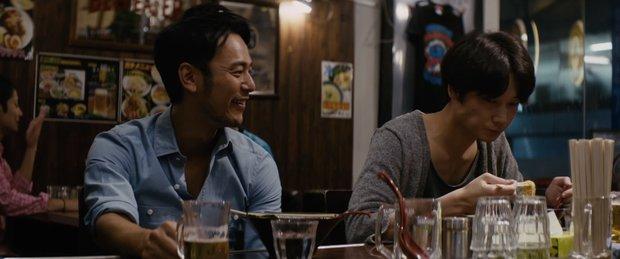 『怒り』綾野剛さんと妻夫木聡さん