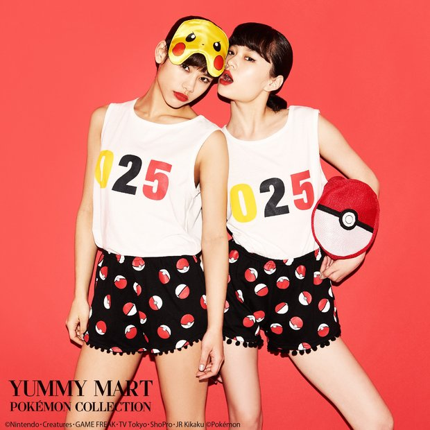 「YUMMY MART POKĖMON COLLECTION」2