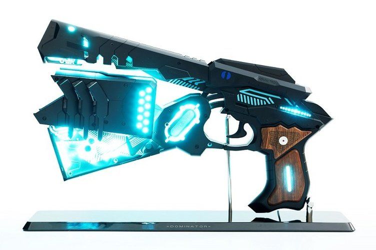 「サイコパス」可変銃ドミネーターのオプション品も高クオリティでヤバい