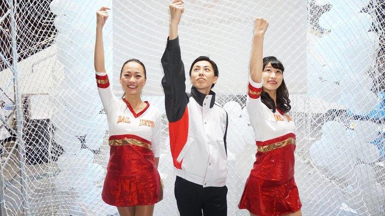 JAL社員 岡本さんや美人CAも集結! ニコニコ超会議JALブースが神だった件