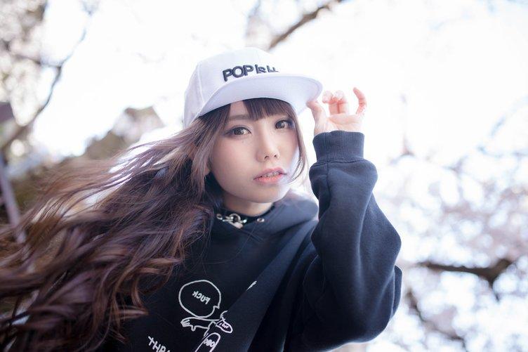 【写真連載】POPガール 涼川ましろ(DEEP GIRL)