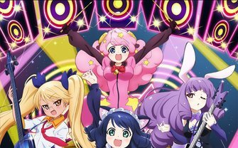 TVアニメ「SHOW BY ROCK!!」