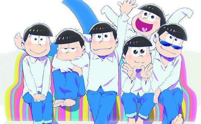 『anan』表紙におそ松さんの6つ子が抜擢! 初グラビア&手相の公開も