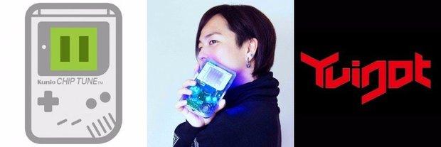 (左から)KUNIOさん、2mgさん、Yuigotさん/画像は2.5DWebサイトより