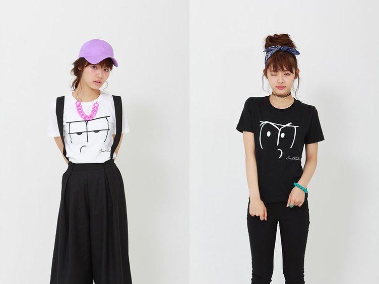 『おそ松さん』コラボ新ブランド「I'm neet」 Tシャツやワンピでさりげなく推し松をアピれるぞ!