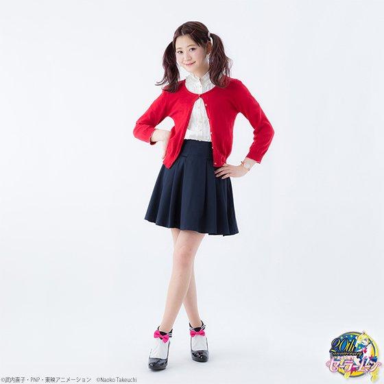 美少女戦士セーラームーン×ERIMAKI SOXコラボソックス 2