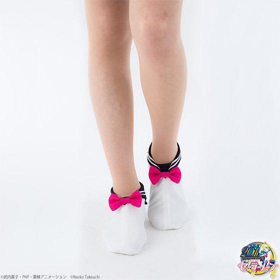 美少女戦士セーラームーン×ERIMAKI SOXコラボソックス 3
