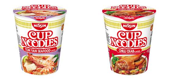 「世界のカップヌードル総選挙」シンガポール代表