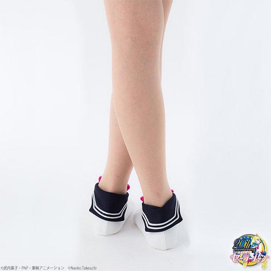 美少女戦士セーラームーン×ERIMAKI SOXコラボソックス 4