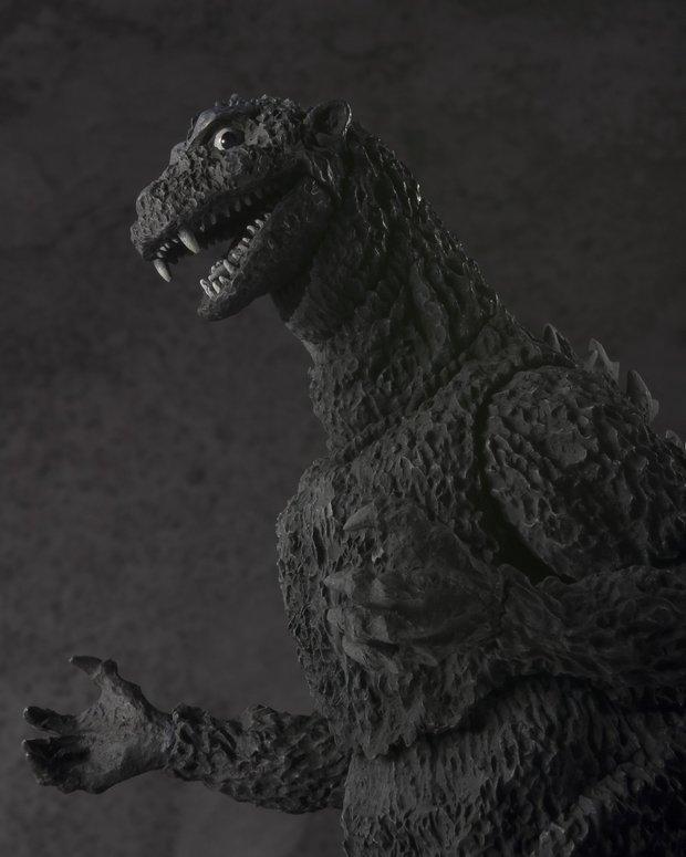 「S.H.MonsterArts ゴジラ(1954)」1