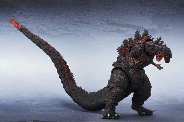 「S.H.MonsterArtsゴジラ(2016)」2