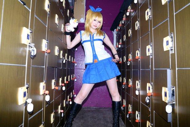 アニクラのコスプレイヤー写真連載 ツナさん7