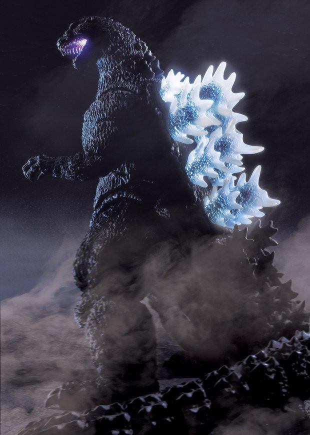 「S.H.MonsterArts輝響曲 ゴジラ(1989)」