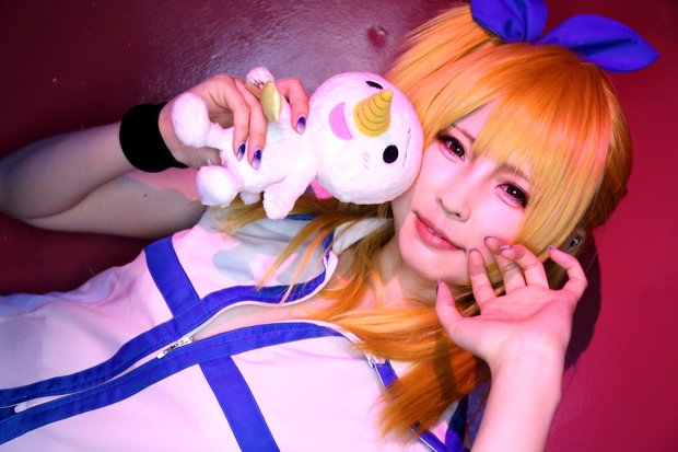 アニクラのコスプレイヤー写真連載 ツナさん1