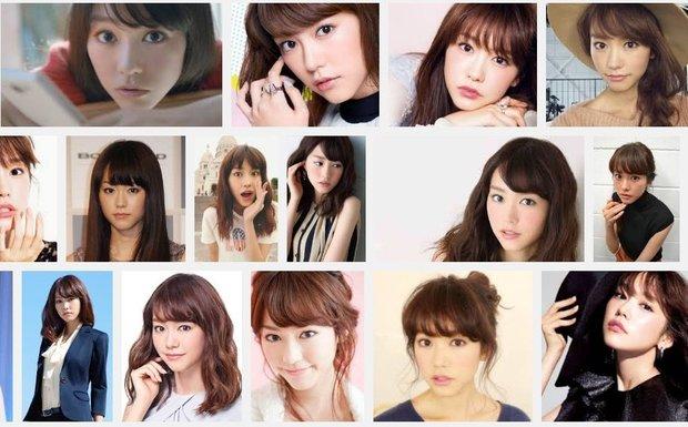 桐谷美玲さんGoogle画像検索スクリーンショット