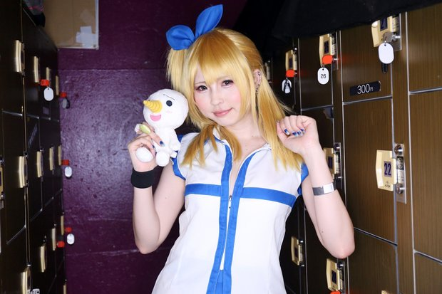 アニクラのコスプレイヤー写真連載 ツナさん5