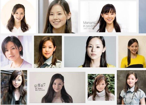 小西真奈美さんGoogle画像検索スクリーンショット
