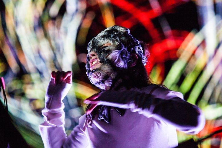 ビョークが語るテクノロジーと人の関係性  VRイベント「Björk Digital」レポ