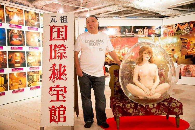 「エロトピア・ジャパン展」レポート 突き抜けたらエロもエンタメに