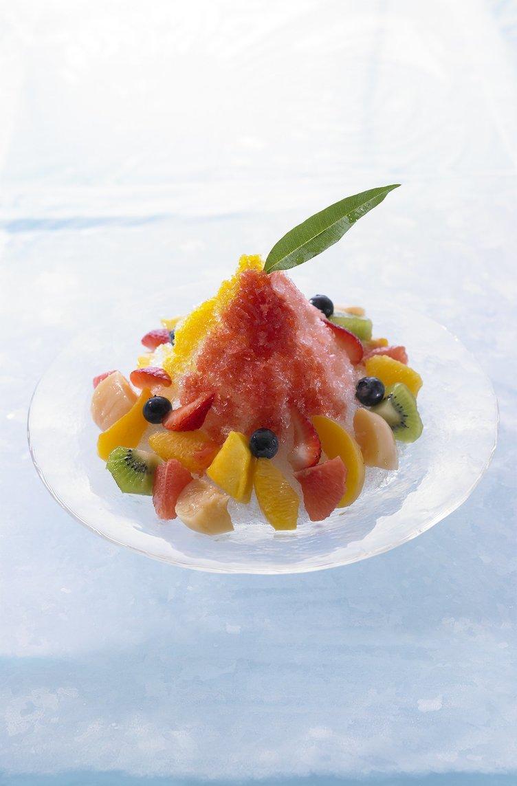 ロクシタン創業40周年で初かき氷 恋を呼ぶハーブ使用した夏スイーツ