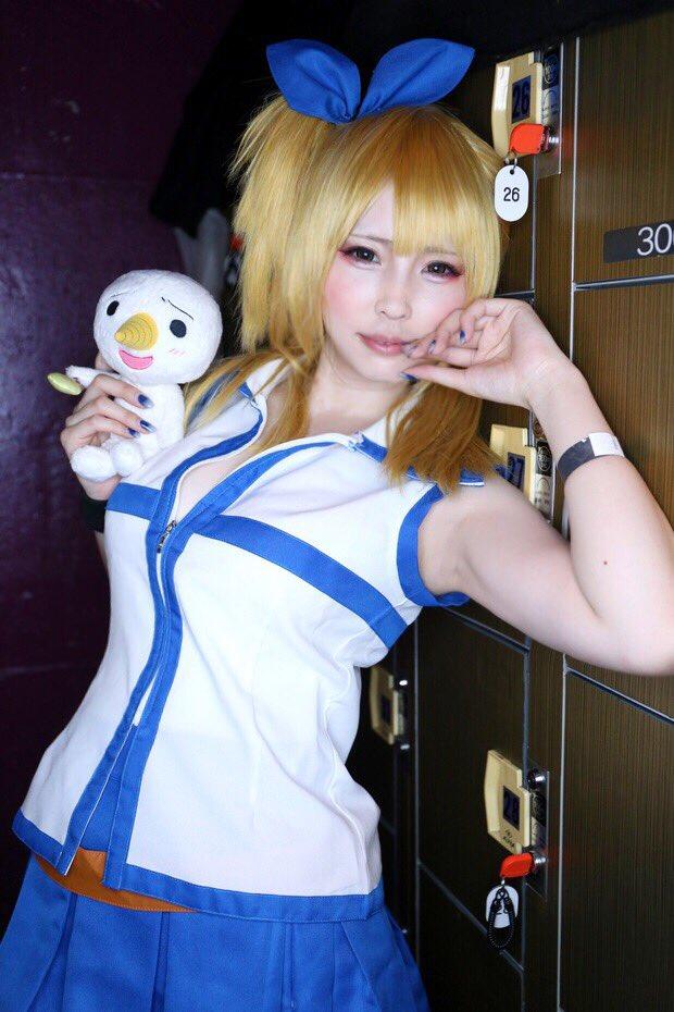 アニクラのコスプレイヤー写真連載 ツナさん3