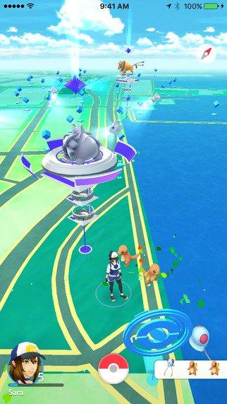 Pokémon GO on the App Storeより