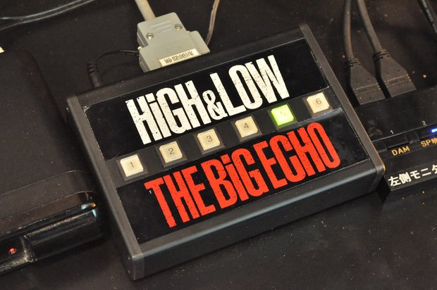「HiGH&LOW THE ROOM」4