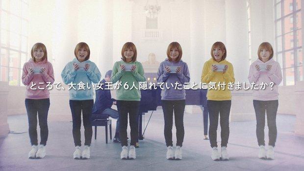 「侍ドローン猫アイドル神業ピタゴラ閲覧注意爆速すぎる女子高生」8