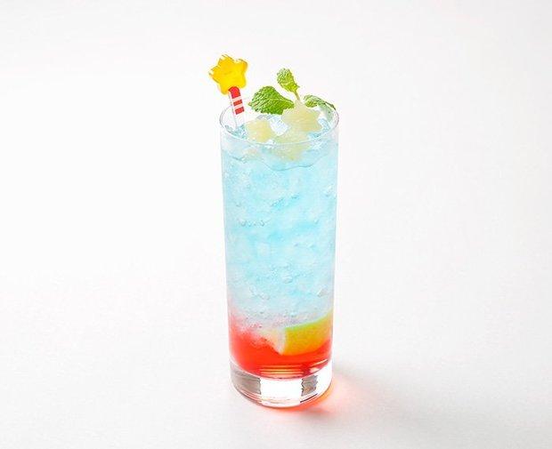 夢の泉スパークリングカクテル(ノンアルコール)