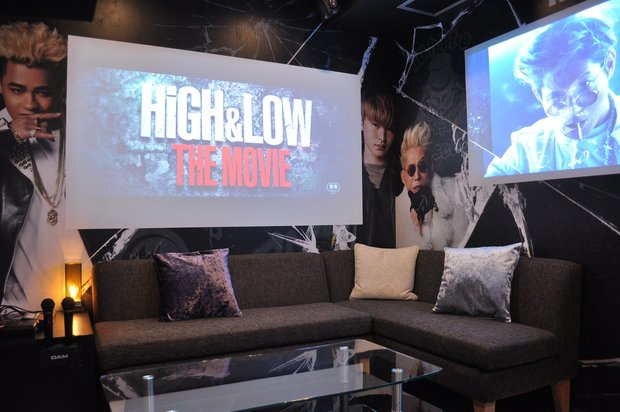 「HiGH&LOW THE ROOM」2