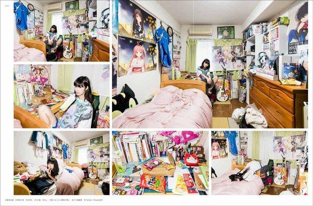 『作画資料写真集 女子部屋』 2