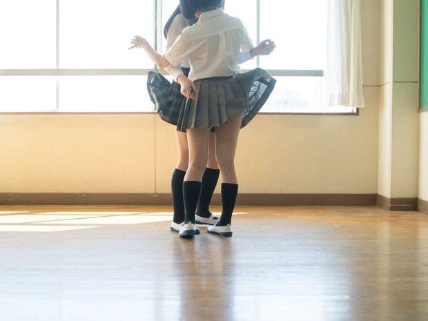 『かわいいスカートのめくりかた SCHOOLGIRL COMPLEX 4』 2