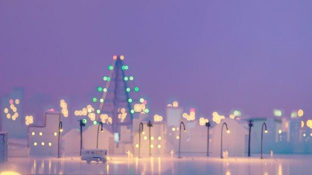 「光を灯す/future with bright lights」7