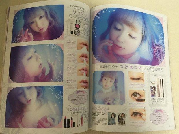 『LARME 004』(2013)P63-P64,徳間書店.