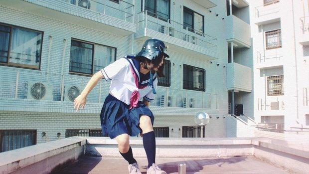 「侍ドローン猫アイドル神業ピタゴラ閲覧注意爆速すぎる女子高生」1