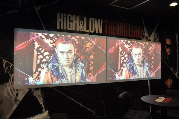 「HiGH&LOW THE ROOM」6