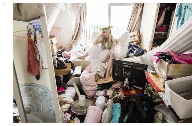 『作画資料写真集 女子部屋』 4