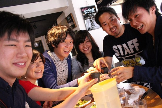 「珍肉×日本酒」2