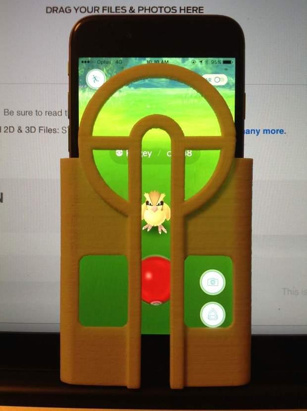 「Pokeball Aimer - Pokemon Go」2