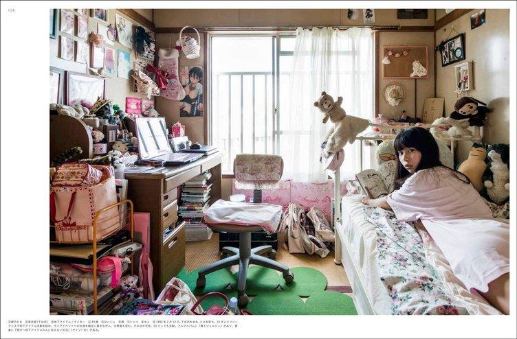 女子102人の部屋を覗き見できる写真集『女子部屋』が最高すぎる